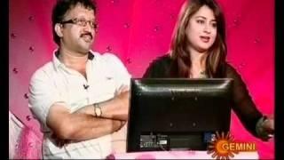 Gulte.com - Farah Khan In Nuvvu Nenu Gemini Tv Game Show