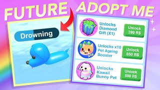 Teleporting to the future of Adopt Me!