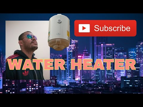 UNBOXING AND INSTALLATION OF WATER HEATER