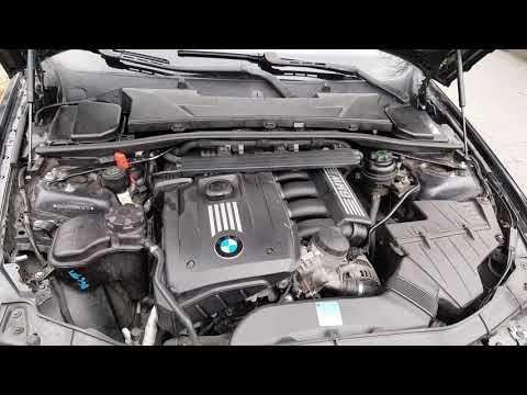 MUSICA CRISTIANA 08 bmw 328i part 1 misfire bad pcv valve oil in