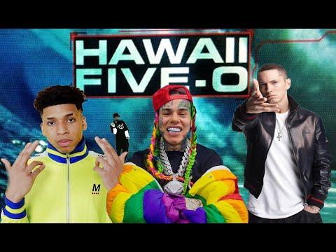 Hawaii Five 0 Mega Mashup (Ft. Eminem, 6ix9ine, NLE Choppa & More)