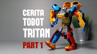 TOBOT TRITAN RTV REVIEW BAHASA INDONESIA (PART 1)
