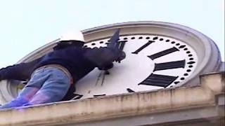 Clock Tower Repair