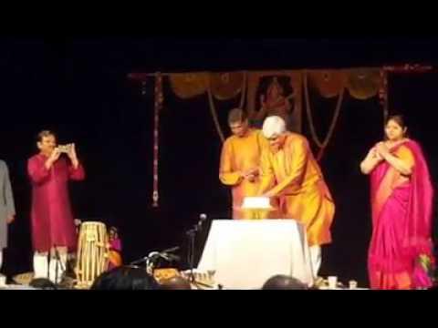 Happy birthday song in Sanskrit