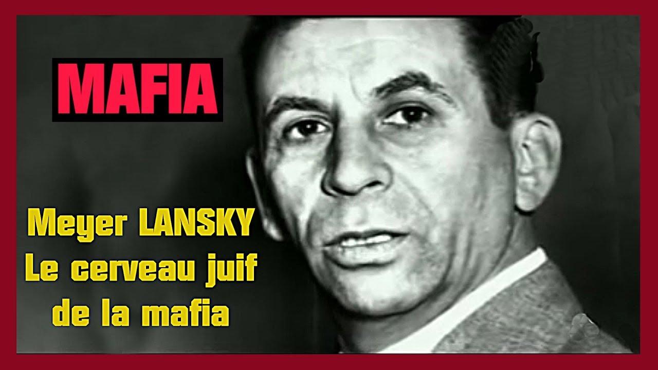 Mafia.Meyer Lansky le cerveau juif génie de la finance ...Remix ...