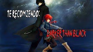 Recomendacion   Anime   Darker than Black
