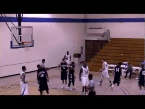 Macon State College vs Gordon College 11-17-2011