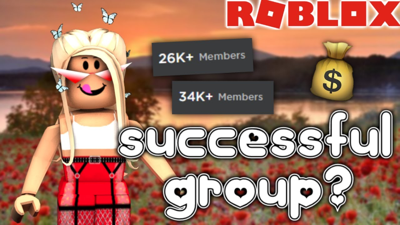How To Own A Successful Clothing Group Roblox 2020 Youtube