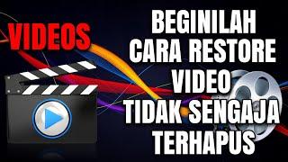 Di Publikasikan 15 Juni 2019 Trik/Cara Mengembalikan Vidio Yang Terhapus Permanen, https://youtu.be/.