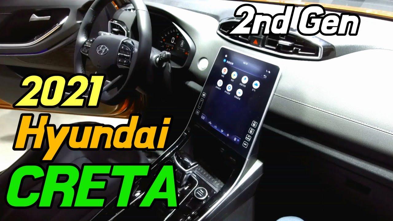 2021 All New Hyundai Creta Coming in Feb at Auto Expo 2020 ...