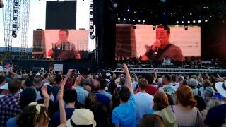 Bruce Springsteen, Cork. Darlington County, 18th July