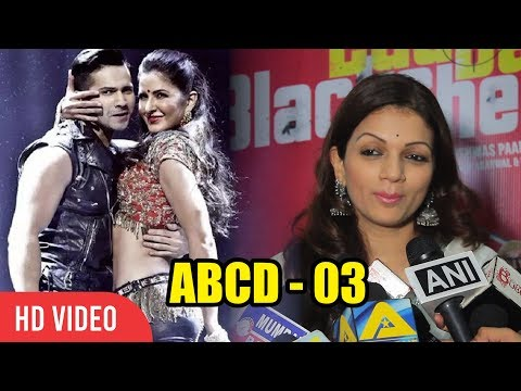 Prachi Shah Reaction On ABCD 3 | Varun Dhawan and Katrina Kaif | Viralbollywood