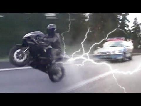 GHOST RIDER vs POLICE - Invincible 2