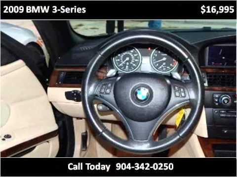 2009 BMW 3-Series Used Cars St Augustine FL