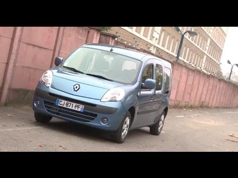 essai renault grand kangoo 1 5 dci 110ch privil ge youtube. Black Bedroom Furniture Sets. Home Design Ideas