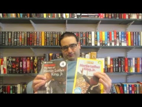 Charlie Discusses Martin Luther King Jr. Books for Kids