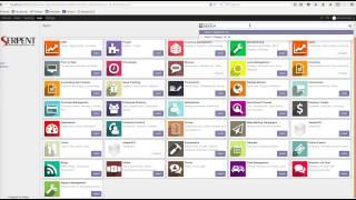 Odoo 10 MassEditing Module to Update Mass Records