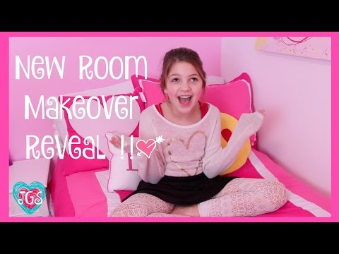 New Room Makeover!! | Annie's New Room Tour 2016 | Best Friends