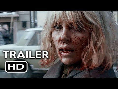Atomic Blonde Official Full online #3 (2017) Charlize Theron Action Movie HD