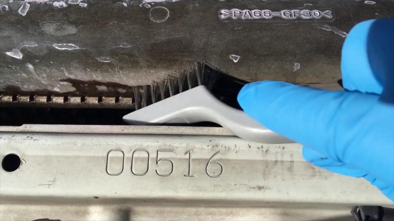 Jb weld to fix plastic radiator