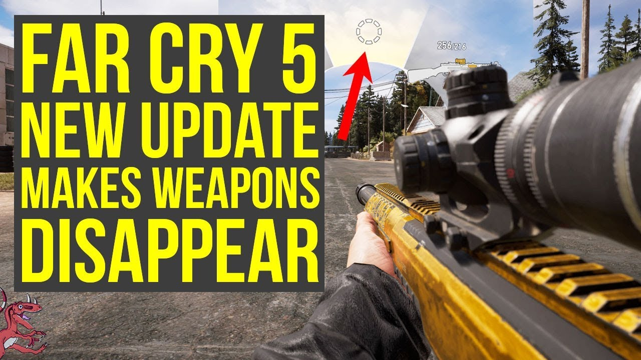 New Far Cry 5 Update Makes Weapons & Other Items DISAPPEAR + Far Cry 5 DLC Challenges Are Up!