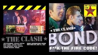 The Clash - Live At Bond's International Casino, May 31, 1981 (Full Concert!)