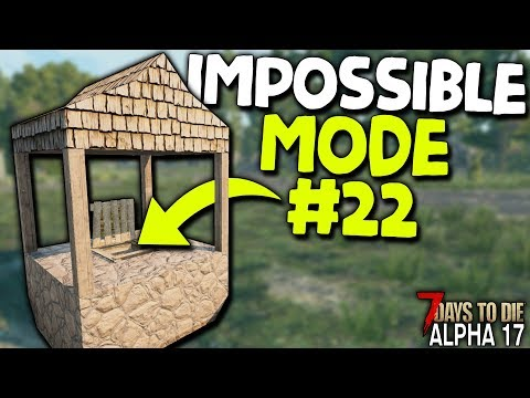 the-secret-underground-bunker-base!---impossible-mode-(gfm8)-#22-|-7-days-to-die-(2019-alpha-17.4)