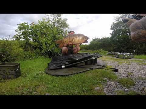 Carp Fishing - Elphicks Fisheries Social May 14 Pt 1 - Timmy's Stunning Ghost Carp