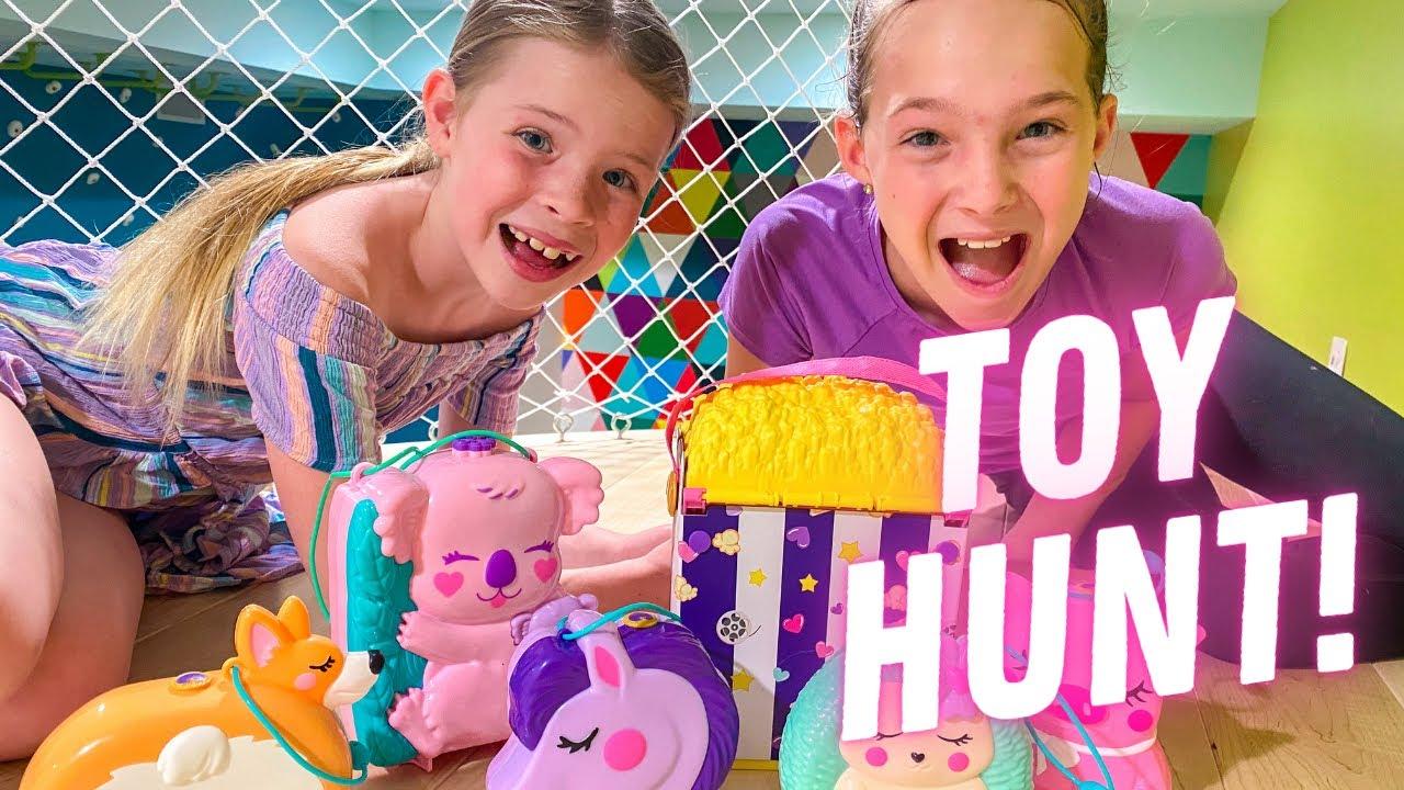Toy Scavenger Hunt !!!