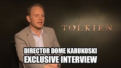 TOLKIEN - Director Dome Karukoski Exclusive Interview