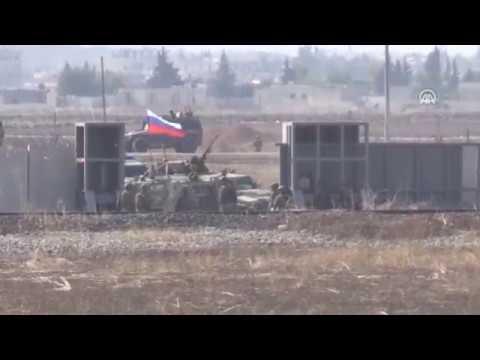 Турция и Россия провели II совместное патрулирование в Сирии
