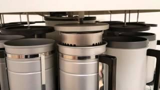 Leica TP1020 Tissue Processor Programming
