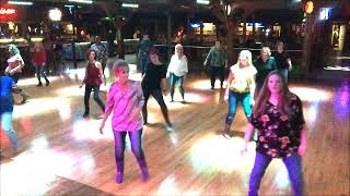 Look What God Gave Her Line Dance Demo 3 9 19 Video