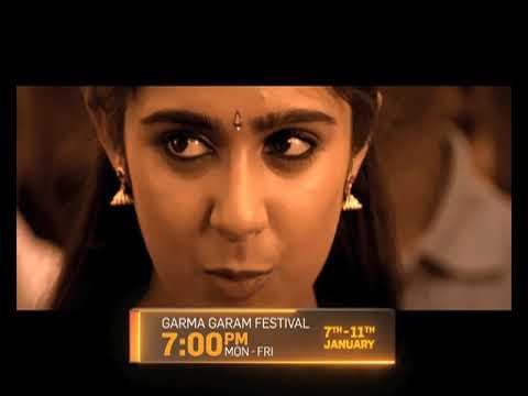 Rishtey Cineplex presents Garma Garam Festival from 7th – 11th Jan @ 7PM | Promo