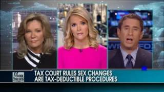 Sex Change Operation as Tax Deductions