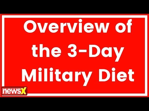 Watch: Pros & Cons of Military diets you need to know before starting weight loss plan