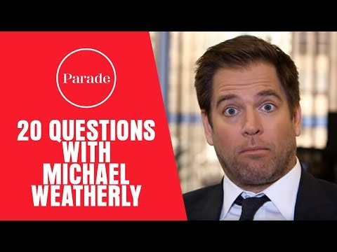 20 Questions With Michael Weatherly