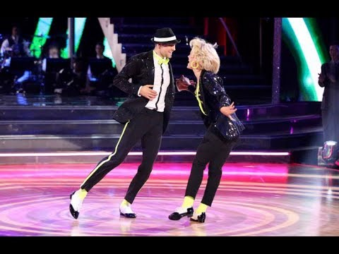 Peta and James Freestyle with Sharna ~ DWTS Final Season 18 from YouTube · Duration:  4 minutes 37 seconds