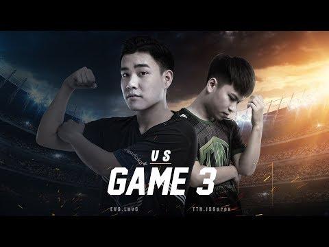 Team ThaiNguyen vs Evos Esports - Game 3 - ĐTDV Mùa Xuân 2018 - Garena Liên Quân Mobile