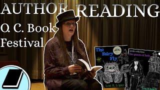 Lori R. Lopez Author Reading: 2014 O. C. Children's Book Festival