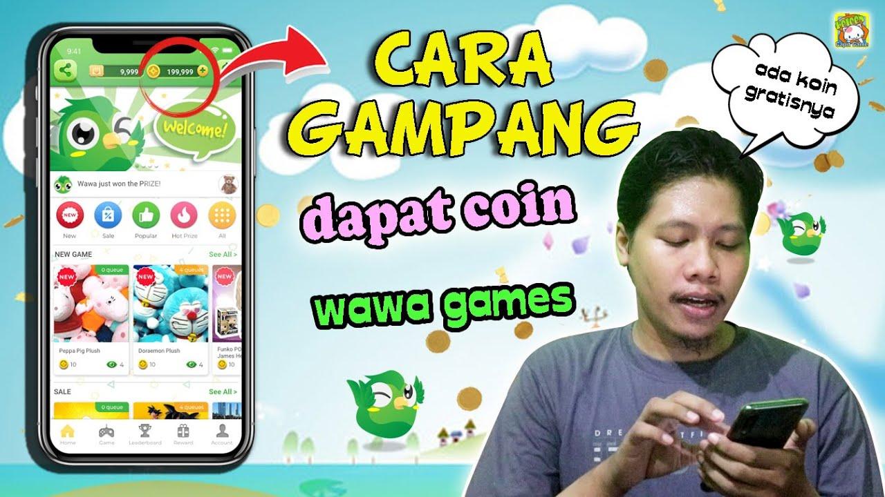 Kode Redeem Wawa Games 2020