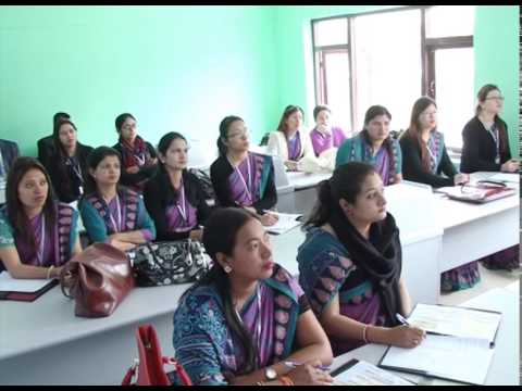 Bouddha Meridian School Teacher Seminnar