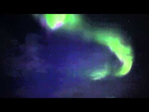 Northern Lights - Actual Movement