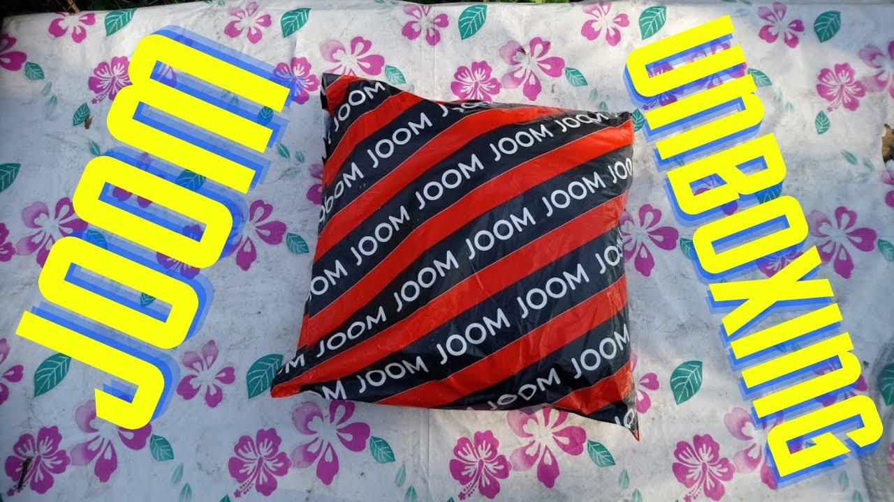 """Unboxing """"Tooted Joomist"""" sponsoreeritud JOOM poolt"""