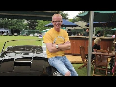"Chris Evans named as new ""Top Gear"" host"
