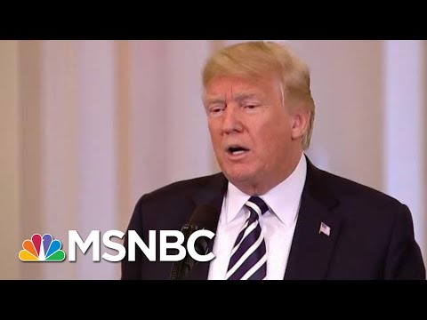 Trump Says 'Fake News' He Would Meet With Iran With No Preconditions   Morning Joe   MSNBC