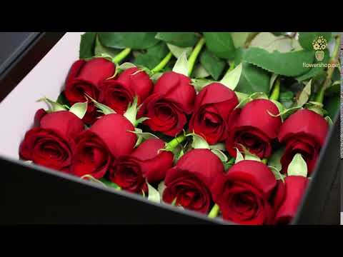 Truly Romantic Rose Boxes