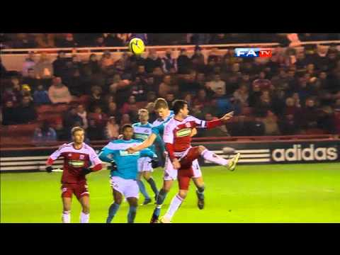 Middlesbrough 1-2 Sunderland - Official Goals & Highlights | FA Cup 4R Replay 08-02-12