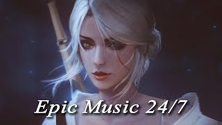 🎧Best Of Epic Music • Live Stream 24/7 | Breath And Life