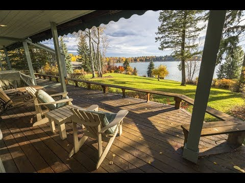 Lakefront Retreat In Whitefish, Montana - Sotheby's International Realty